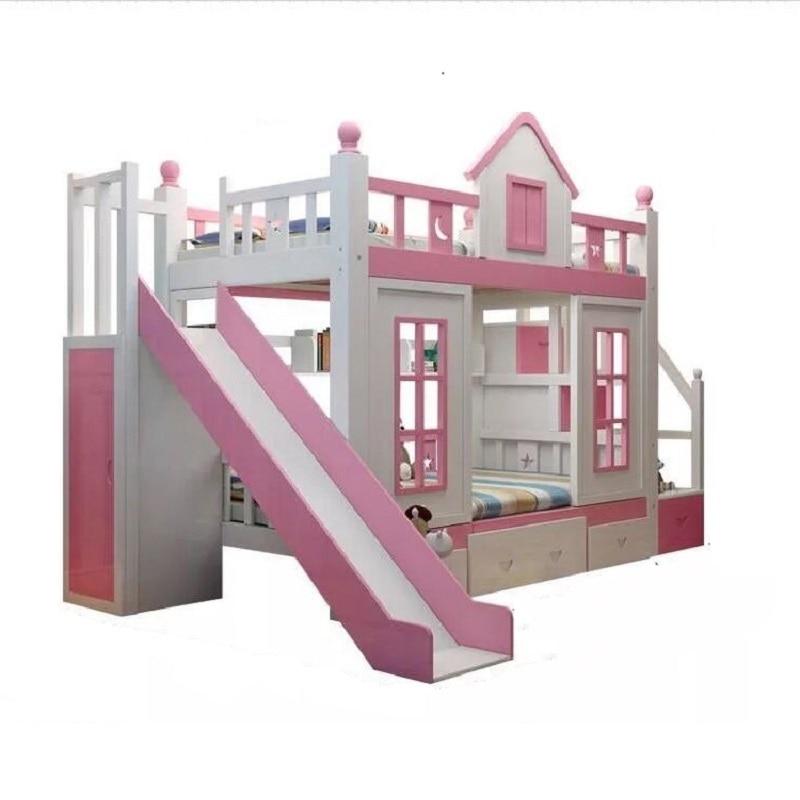 Set Mobili Per La Casa Recamaras Box Totoro Deck Frame Cama Moderna bedroom Furniture Mueble De