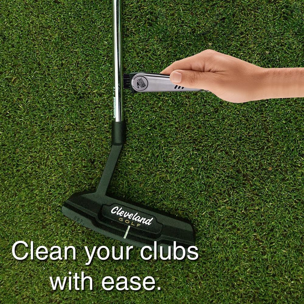ᐃMulti-función de herramienta de golf, cuenta con una pelota de ...