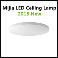 2018 New Xiaomi Mijia Smart LED Ceiling Light Lamp Suitable for 25 Square Meters room Smart APP Control IP60 Dustproof