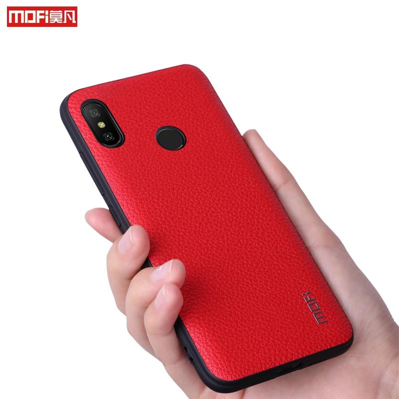 Pour Xiaomi Redmi Note 5 Cas Couverture Mofi Redmi Note5 Cas Pu En Cuir Pour Xiaomi Redminote5 Cas Capa Coque Funda