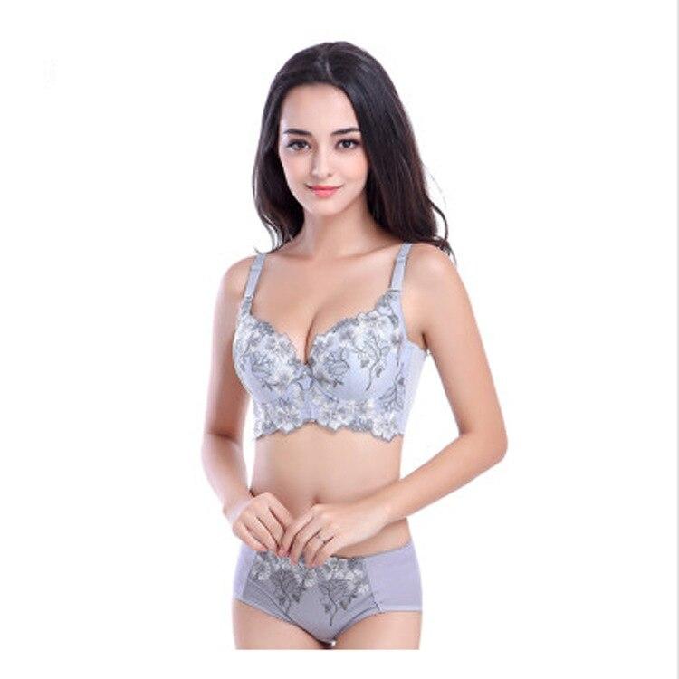 d7f5ce04af849 Dropwow Brand hot sale bras sets for women print sexy lingerie ...