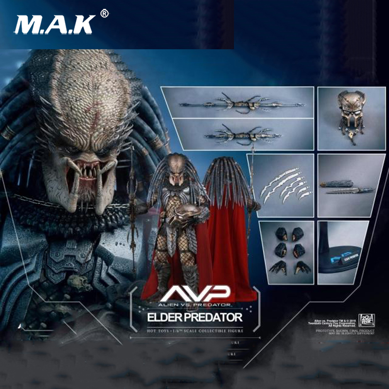 Hot Toys MMS325 AVP 1/6th scale Elder Predator Collectible Figure Specification collectible 1 6th ismael