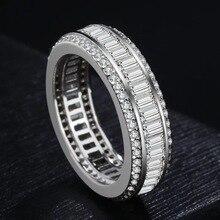 T770 лучшее качество классический 925 пробы серебро для женщин Свадебные украшения