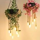 tyre plant chandelie...