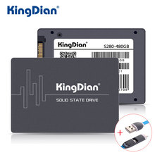 KingDian SSD 480 ГБ S280 3 года гарантии SATA3 2.5 дюймов жесткий диск 480 ГБ HD HDD напрямую с фабрики качество для компьютера