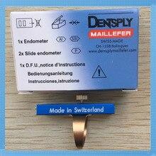 Зубной измерительный прибор Dentsply кольцо синий