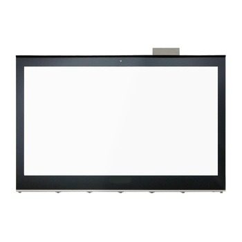 "New For Sony Vaio SVT141A11L 14"" Touch Screen Glass Digitizer with Frame,free shipping"