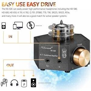 Image 4 - 2020 Nobsound NS 02E Class A 6N3 Vacuum Tube Amplifier Stereo HiFi Headphone Amp / Pre Amp