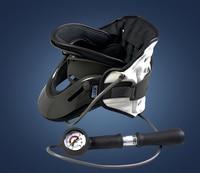 Brace тяги надувной воротник положения комплекты шейный спондилез защита шеи поддержка