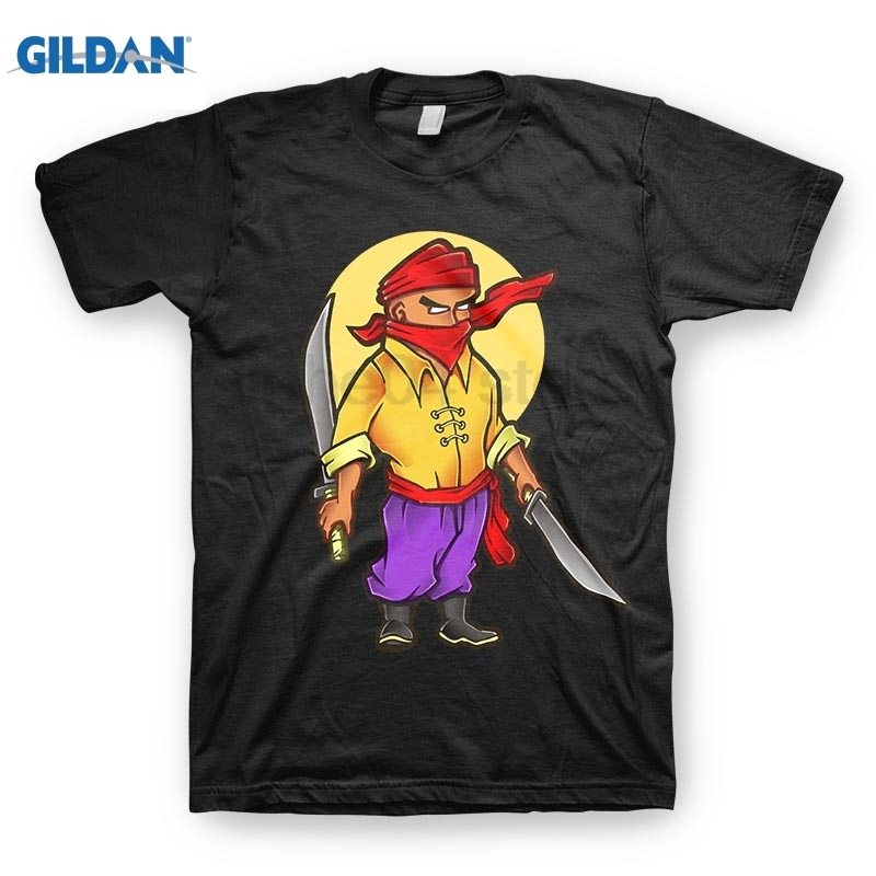 GILDAN Palace Guardian hot men t shirt
