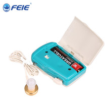 Body Worn Analog Small Hearing Aid Sound Amplifier telephone for deaf S-6D