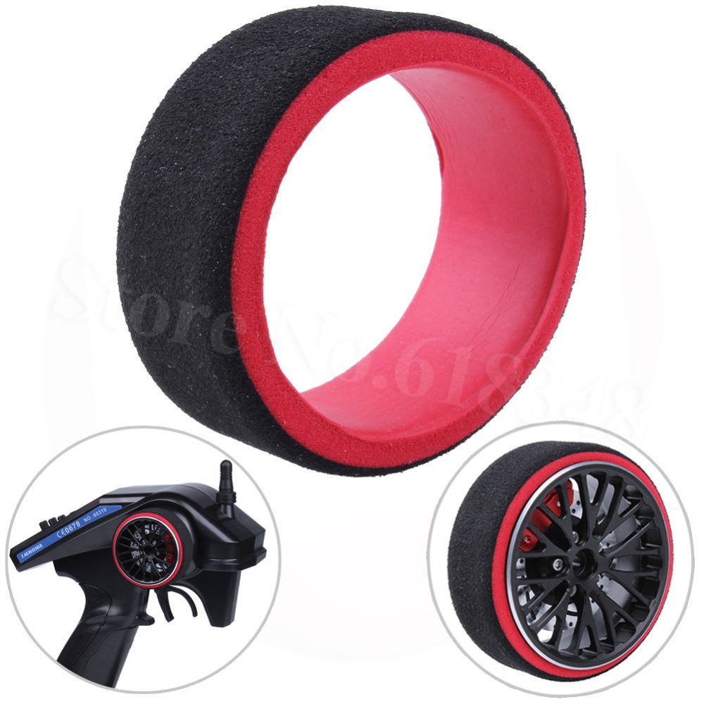 font b RC b font Car Boat Transmitter Steering Wheel Foam Grip for Radio Remote