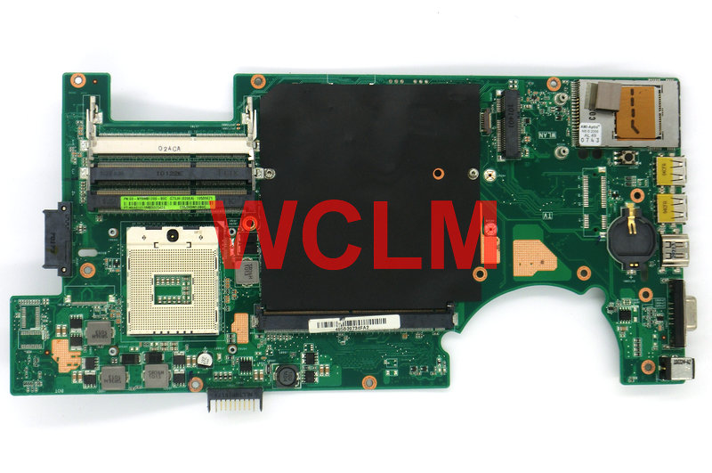 free shipping G73JH 4 slots mainboard For ASUS G73 G73JH laptop motherboard 69N0H3M12B0C 60-NY8MB1200-B0C Tested Working Well tf101g ep101 laptop mainboard 32g 60 ok0cmb2000 a07 free shipping