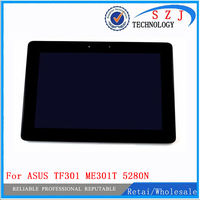New 10.1'' inch case FOR ASUS Memo Pad Smart ME301 ME301T 5280N FPC-1 Touch Screen Panel Digitizer + LCD Display free shipping