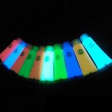 1PC Luminous Neon Fluorescent Body Paint Glow in The Dark Flash Face Art Paintin