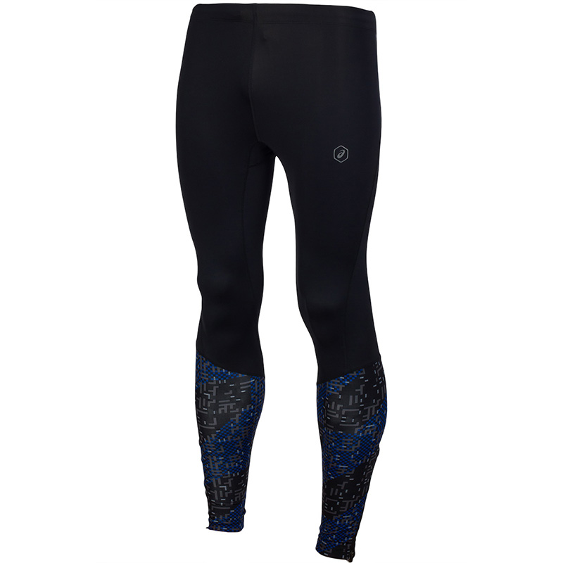 Male Tights ASICS 141211-1246 sports and entertainment for men sport clothes