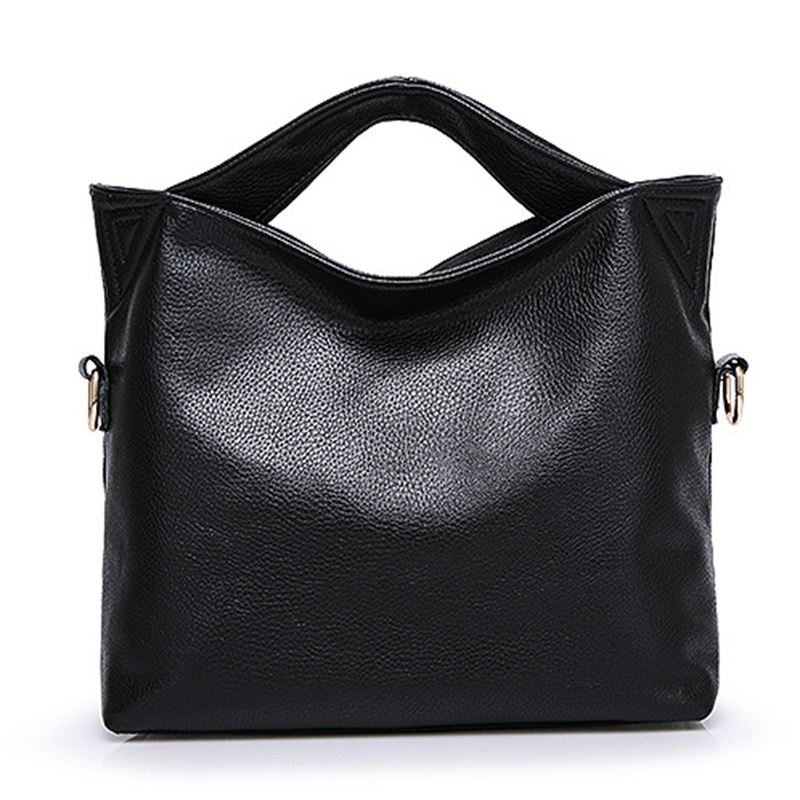 2019 New Fashion Leather Handbags Designer Brand Women Messenger Bag Women Leather Shoulder Bag Ladies Casual Vintage Totes