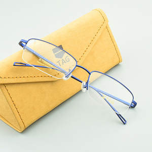 84aa7b162b0 TAGHezekiah Men Glasses Frames Titanium Eyeglasses Frame