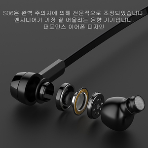 Image 5 - Baseus S06 Bluetooth Earphone Magnetic Wireless Earpieces Neckband Earbuds Sport Stereo Earphone for Phone Auriculares with Mic