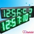 digital electronic countdown and up timer