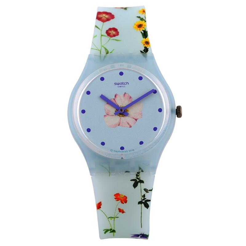 Swatch watches Classic color password series Colorful quartz watch GS152 swatch original colorful quartz watch suob135