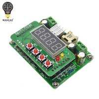 WAVGAT B3603 NC fuente de alimentación de CC módulo reductor ajustable amperímetro de voltaje 36V3A108W cargador electrónico inteligente