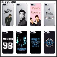 Popular shawn mendes buy cheap shawn mendes lots from china shawn shawn mendes magcon fashion cover transparent tpu soft case for apple iphone 7 7plus 6 6s m4hsunfo