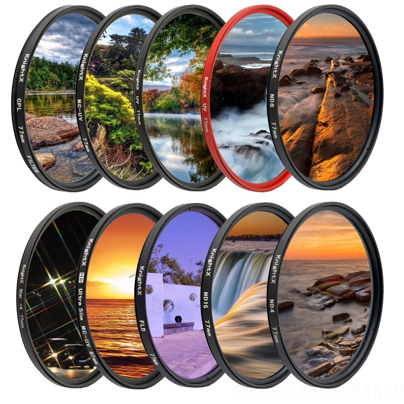 Circular Polarizer C-PL Multithreaded Glass Filter 86mm Multicoated For Canon EOS 60D