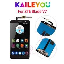 5,2 «для zte лезвие V7 ЖК-дисплей + части для замены процессора изображений сенсорного экрана для смартфона zte V7 Бесплатная доставка