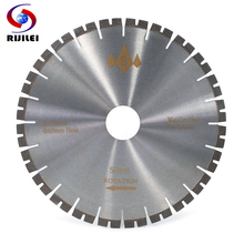 RIJILEI 350MM Silent diamond granite saw blade profession cutter blade for granite stone cutting circular Cutting Tools hongfei 1 piece diamond saw blade diamond grinding wheels for cutting concrete granite circular saw blade circular saws tools