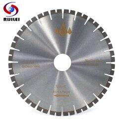 RIJILEI 350MM cichy diamentowy granit brzeszczot zawód ostrze tnące do cięcia granit cięcie okrężne narzędzia