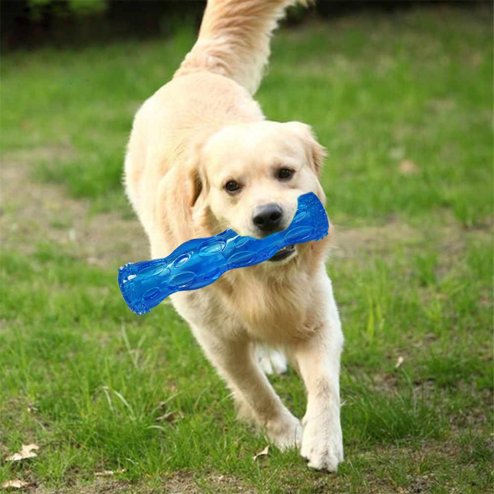 Transer rueda de hámster Molar perro de palo cepillado palo perros eficaz cepillo de dientes de perro cepillo palo Juguetes 18 Dec31