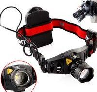 CREE Q5 800 Lumens LED Head Flashlight Head Lamp Head Flash Light Camping Headlight Lighting Torch