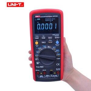 Image 2 - Цифровой мультиметр UT171A UT171B UT171C, вольтметр, амперметр, Омметр, электрический