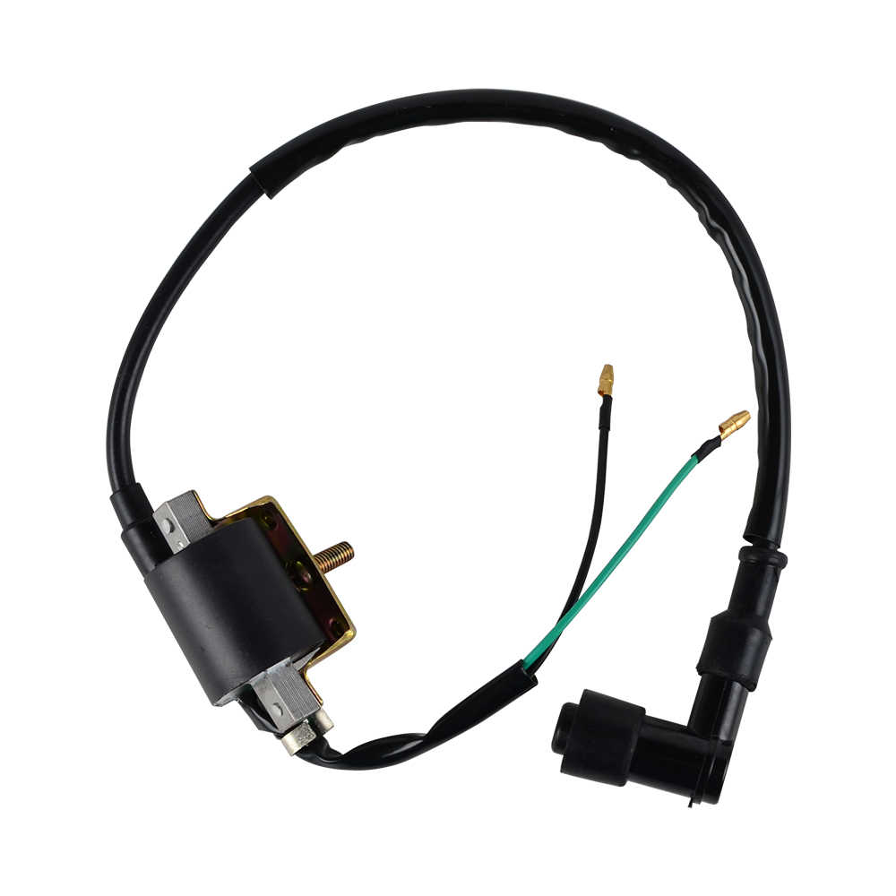 small resolution of  2 wires ignition coil 6v for honda z50 ct70 c70 cl70 xl70 sl70 moped scooter