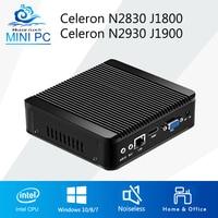 Factory Mini PC X30 2830 J1800 2930 J1900 HDMI VGA USB3 0 J1900 Mini Pc Linux