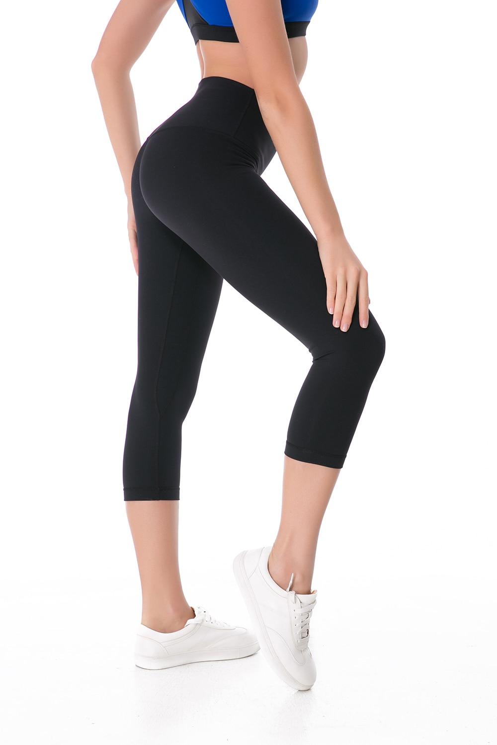 2c722c9795519 Lulu Gym Capris Crop Sexy Tummy Control Super Quality Hidden Pocket Size  US4-US12