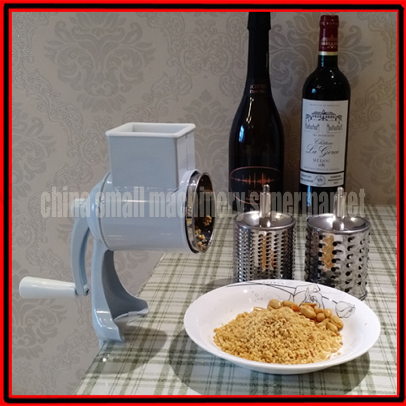 Factory Price Manual Table Top Mounted Nut Seed Grinder