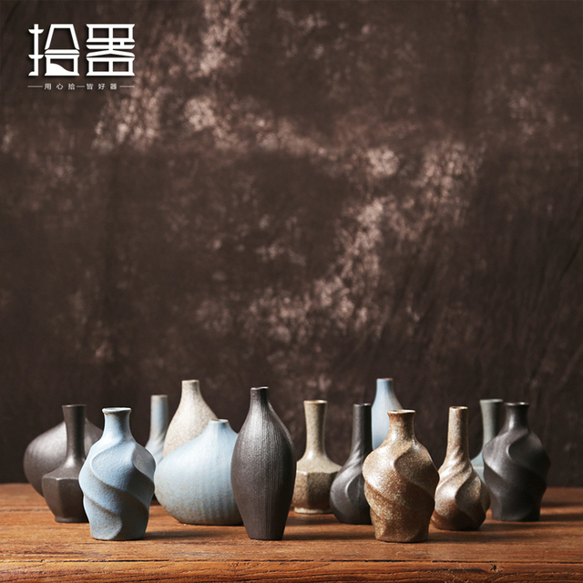 2018 Europe Ceramic Vase Modern Fashion Decorative Ceramic Flower Vase For Homes Porcelain Vases For Wedding Tabletop Vase Decor 3