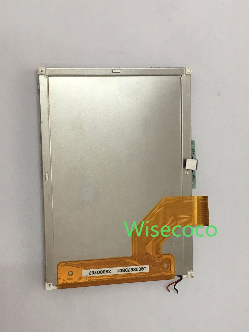 Used 3.8 inch LQ038J7DD01 320*480 LCD Screen Display with Touch ScreenUsed 3.8 inch LQ038J7DD01 320*480 LCD Screen Display with Touch Screen