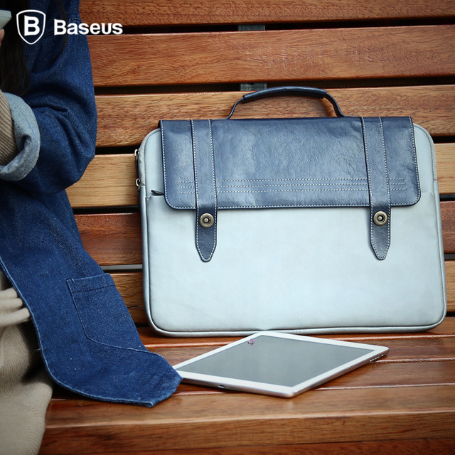 Universal Portable Soft Protective Bag for Laptop, Tablet, iPad Pro and Devices Under 14-Inch by Baseus 4