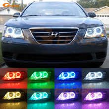 Buy hyundai nf sonata and get free shipping on aliexpress for hyundai sonata nf transform 2008 2009 2010 excellent multi color ultra bright rgb led fandeluxe Choice Image