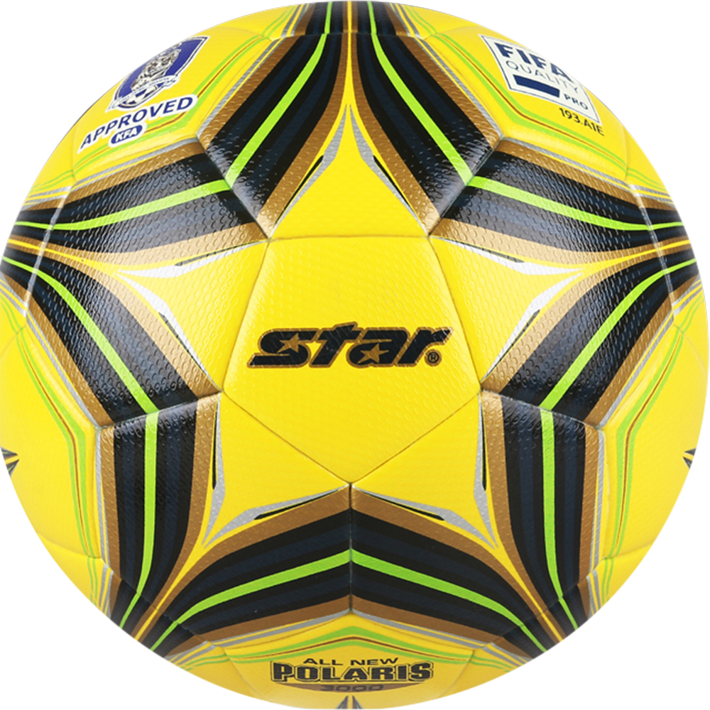 Original Star SB145F High Quality Standard Soccer Ball Training Balls soccer Official Size 5 Super Fibre Soccer Ball
