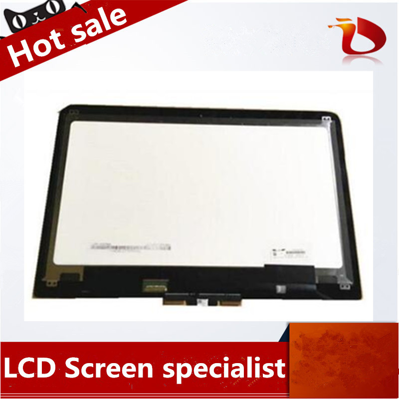 100% test well For HP Pavilion x360 13-4000 13-4100 assembly Touch Screen+LCD Screen Digitizer 1920*1080 or 2560*1440