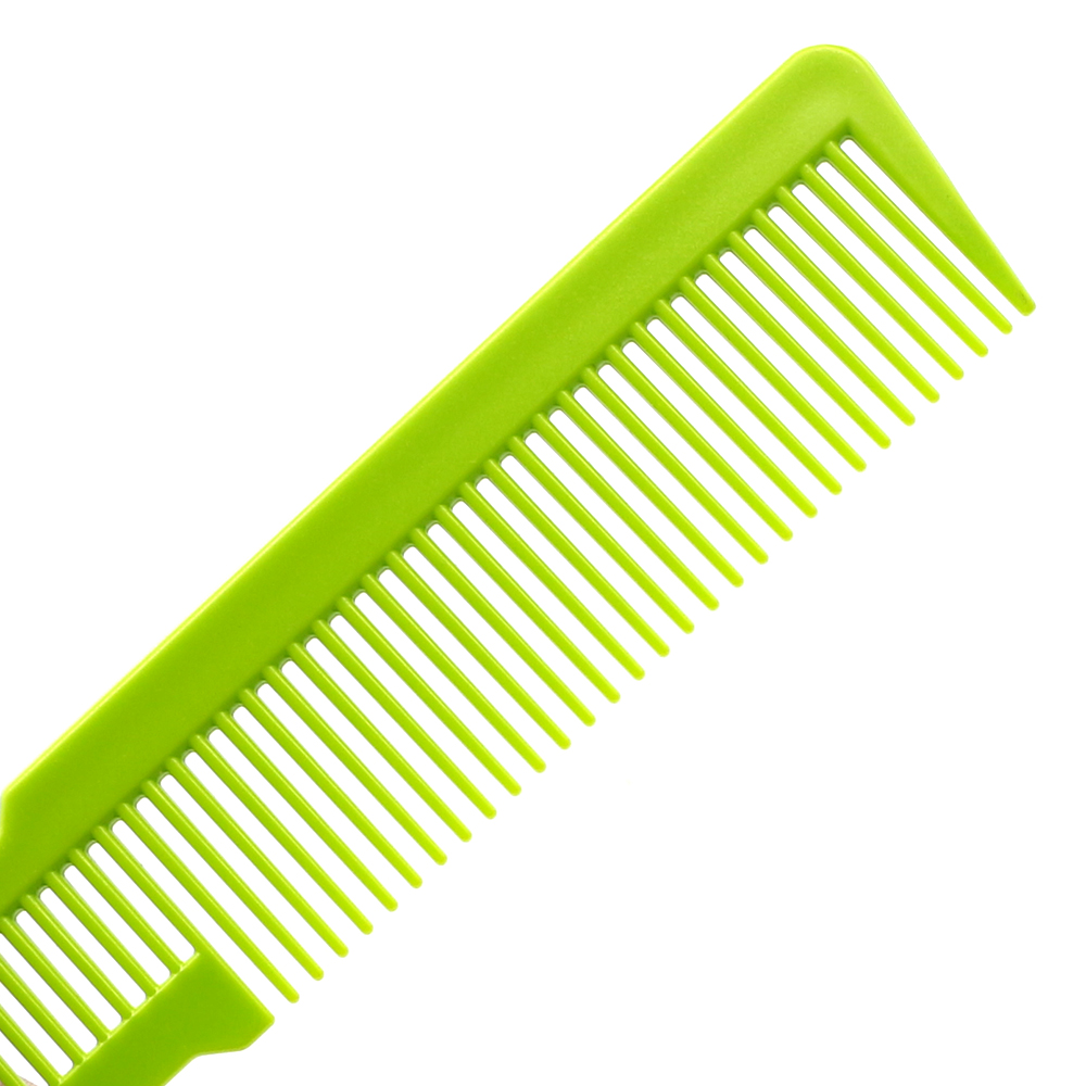 Купить с кэшбэком High Quality Carbon Plastic Men Hair Clipper Comb With New Design Durable Salon Hair Trimming Comb For Men Hairdressing Tools