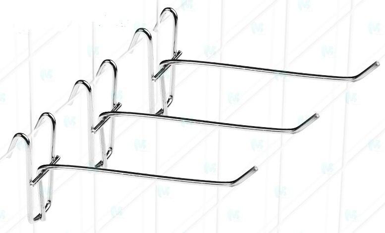 50pcs Lot Premintehdw L 150mm Wall Wire Grid Bracket
