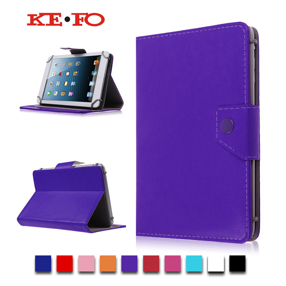 Leather Case Stand Cover for Samsung Galaxy Tab 4 7.0 SM-T230 SM-T231 T235 7 inch Universal Tablet Accessories Y2C43D