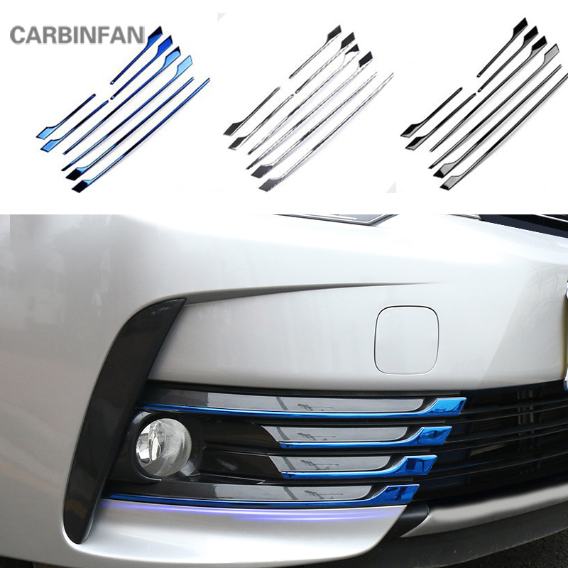 2014-2015 Corolla Fog Light Cover Bezel Pair Set