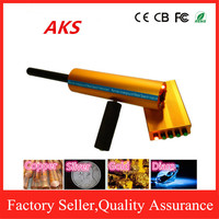 High accurancy Powerful Long Range AKS Gold And Diamond Detector Metal Detectors Gold Locator AKS 3D Metal Detector Machinery