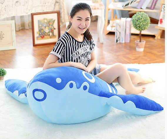 stuffed plush toy huge 120cm carton blue whale doll soft hugging pillow Christmas gift b0596 huge 120cm cute cartoon dinosaur plush toy down cotton soft doll hugging pillow christmas gift b1490